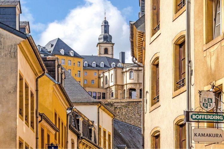 Luksemburg - winiety. Ile kosztują? Na ile? Gdzie można kupić?